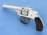 Smith & Wesson .32 Safety Hammerless First Model (Lemon Squeeezer), Cal. .32 S&W Short