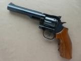 Vintage Dan Wesson Model 15 .357 Magnum Revolver