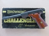 1977 Browning Challenger II .22 Pistol w/ Original Box