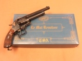 Navy Arms Le Mat Revolver, Cavalry Model, Cal. .44 / .65 Percussion