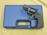 Smith & Wesson Model 19 Combat Magnum, Cal. .357 Magnum,2 1/2 Inch Barrel, Blue Finish