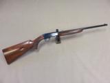 1961 Belgian Browning ATD .22 Rifle