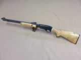 Limited Production 1993 Remington Model 572 Fieldmaster .22 Pump Rifle w/ Factory Tiger Stripe Maple Stock