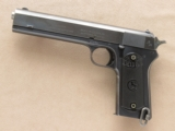 Colt Model 1902 Military, Cal. .38 Colt Automatic, 1918 Manufactured, Beautiful All Original Condition, Rarely Seen