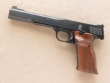Smith & Wesson Model 41, Cal. .22 LR, 7 Inch Barrel, Boxed with 2 Magazines - 3 of 12