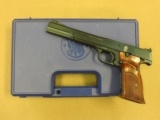 Smith & Wesson Model 41, Cal. .22 LR, 7 Inch Barrel, Boxed with 2 Magazines - 8 of 12