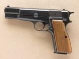 Browning Hi-Power, Belgian Manufacture, Cal. 9mm, 1975 Vintage