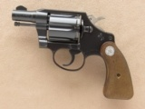 Colt Detective Special, (2nd Issue), Cal. .38 Special, 1966 Vintage - 1 of 11