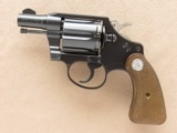 Colt Detective Special, (2nd Issue), Cal. .38 Special, 1966 Vintage - 8 of 11