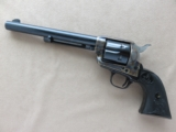 "1979 Colt Single Action Army Third Generation .357 Magnum w/ 7.5"" Barrel"