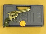 Colt Single Action Army, 3rd Generation, Cal. .45 LC, 5 1/2 Inch Barrel, Full Nickel Finished, New/Unfired