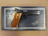 Smith & Wesson Model 52-1 **38 Master**