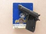 Beretta Model 21A Bobcat, Cal. .22 LR, with Box