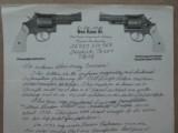 """Colt SAA Sheriff's Model Nickel .45 L.C. 4"""" Barrel1st Generation **Ben Lane Engraved** - 24 of 24"""