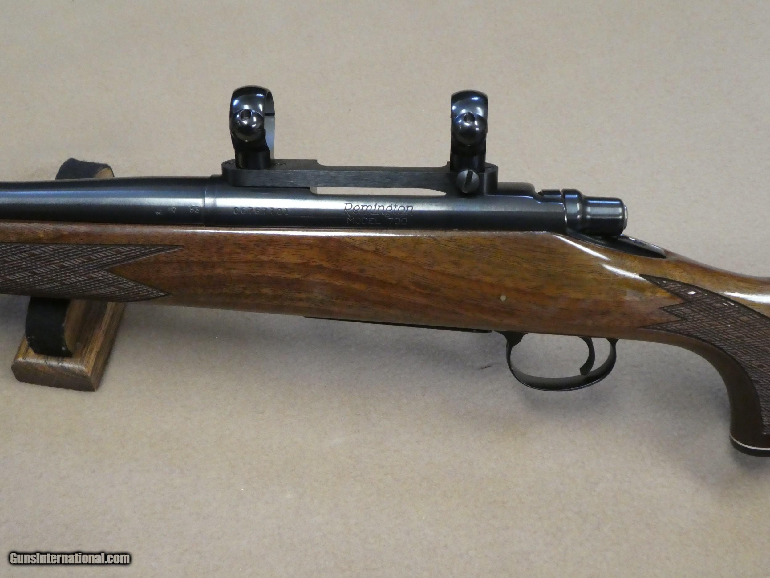 Remington 700 BDL  308 Win  **Varmint Special** Minty C Prefix mfg  1993