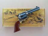 Uberti Single Action, Cal. .357 Magnum, 4 3/4 Inch Barrel