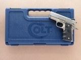 Colt Defender Series 90 Lightweight, Cal. .45 ACP, 3 Inch Barrel, Aluminum Frame/Stainless Slide