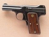 Smith & Wesson Model 1913, Cal. .35 S&W Auto.