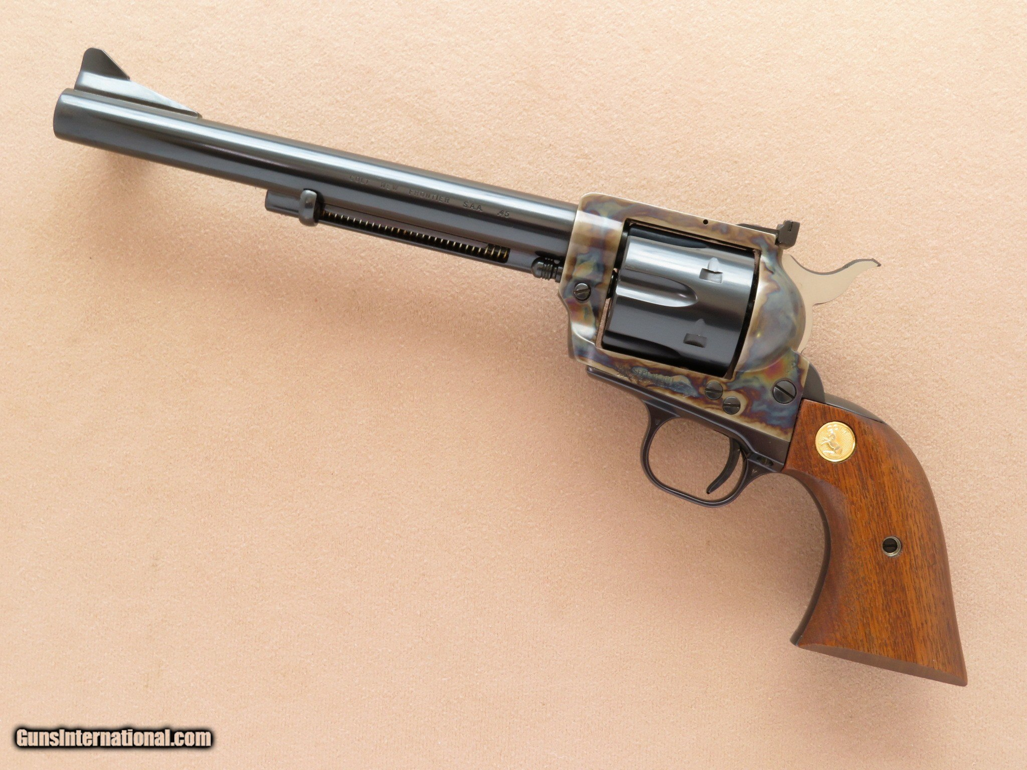 Colt New Frontier Single Action Army, Cal   45 LC, 7 1/2