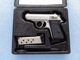 Walther PPK Stainless, Cal. .32 ACP