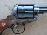 """1st Year Production Ruger Old Vaquero w/ 7.5"""" Barrel in .45LC Caliber** Asterisk Serial Number Gun! ** - 6 of 25"""