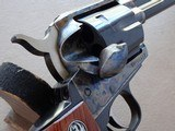 """1st Year Production Ruger Old Vaquero w/ 7.5"""" Barrel in .45LC Caliber** Asterisk Serial Number Gun! ** - 13 of 25"""