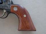 """1st Year Production Ruger Old Vaquero w/ 7.5"""" Barrel in .45LC Caliber** Asterisk Serial Number Gun! ** - 3 of 25"""