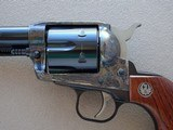 """1st Year Production Ruger Old Vaquero w/ 7.5"""" Barrel in .45LC Caliber** Asterisk Serial Number Gun! ** - 2 of 25"""