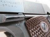 Colt 1911A1 45 A.C.P. All Matching U.S. Property WW2 **MFG. 1943** - 20 of 25