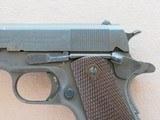 Colt 1911A1 45 A.C.P. All Matching U.S. Property WW2 **MFG. 1943** - 7 of 25