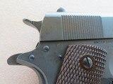 Colt 1911A1 45 A.C.P. All Matching U.S. Property WW2 **MFG. 1943** - 12 of 25