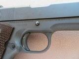 Colt 1911A1 45 A.C.P. All Matching U.S. Property WW2 **MFG. 1943** - 11 of 25
