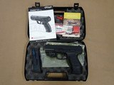 Walther Creed 9mm Pistol w/ Crimson Trace Rail Master Red Laser** Mint Like-New w/ Box ** - 19 of 21
