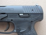 Walther Creed 9mm Pistol w/ Crimson Trace Rail Master Red Laser** Mint Like-New w/ Box ** - 3 of 21