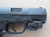 Walther Creed 9mm Pistol w/ Crimson Trace Rail Master Red Laser** Mint Like-New w/ Box ** - 8 of 21