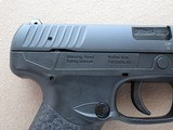 Walther Creed 9mm Pistol w/ Crimson Trace Rail Master Red Laser** Mint Like-New w/ Box ** - 7 of 21
