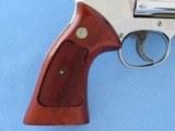"Smith & Wesson Model 19-3 .357 Magnum Nickel 4"" Barrel **MFG. 1978** - 8 of 20"