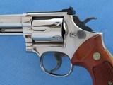 "Smith & Wesson Model 19-3 .357 Magnum Nickel 4"" Barrel **MFG. 1978** - 6 of 20"