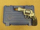 Smith & Wesson Model 686, 3 Inch Barrel, Cal. .357 Magnum, Stainless Steel Construction