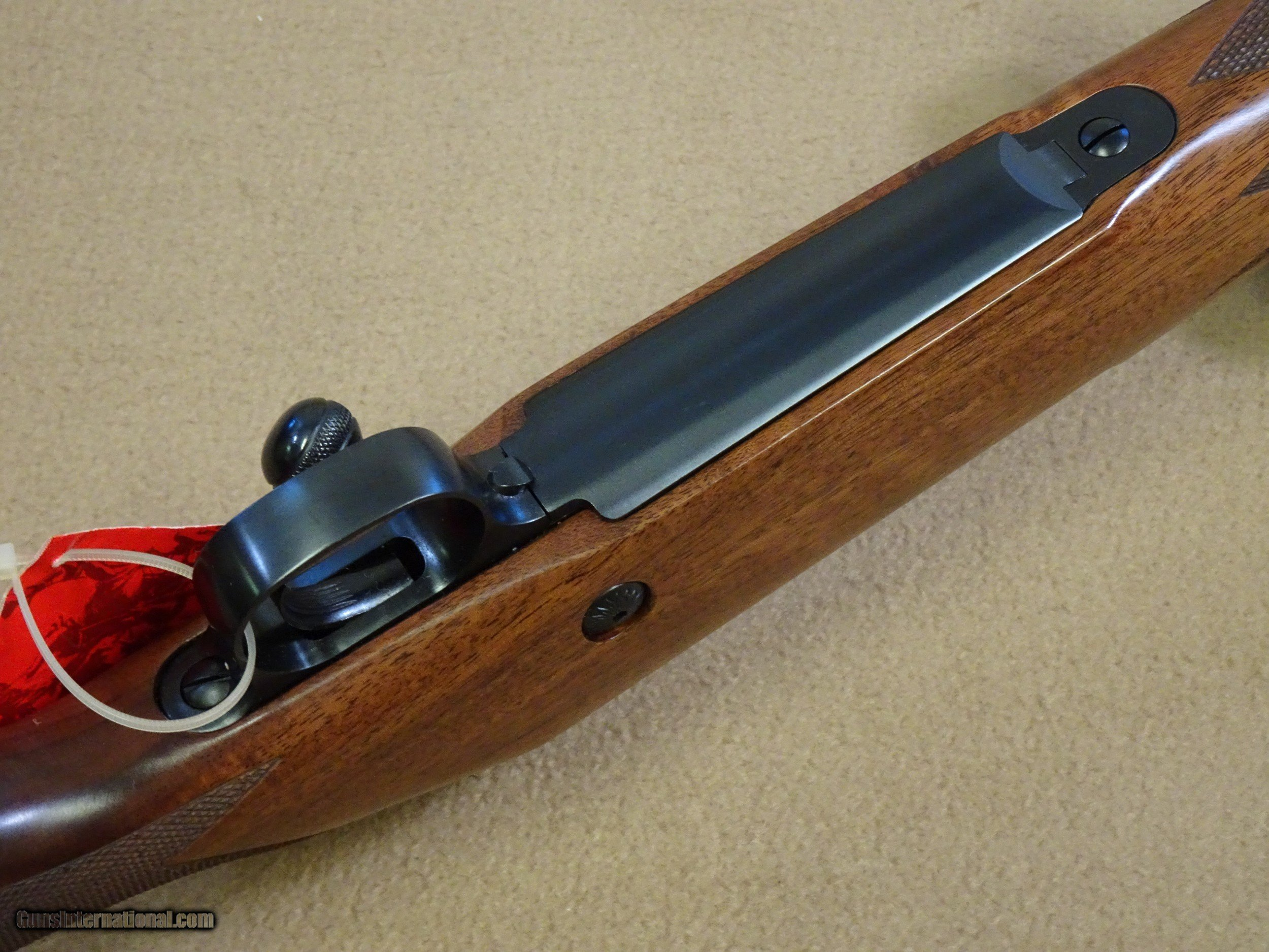 winchester model 70 westerner g serial numbers