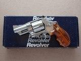 "1986 Smith & Wesson Model 657 .41 Magnum Revolver w/ Original Box, Paperwork, & Factory Tool Kit** Rare 3"" Gun in Excellent Condition! **"