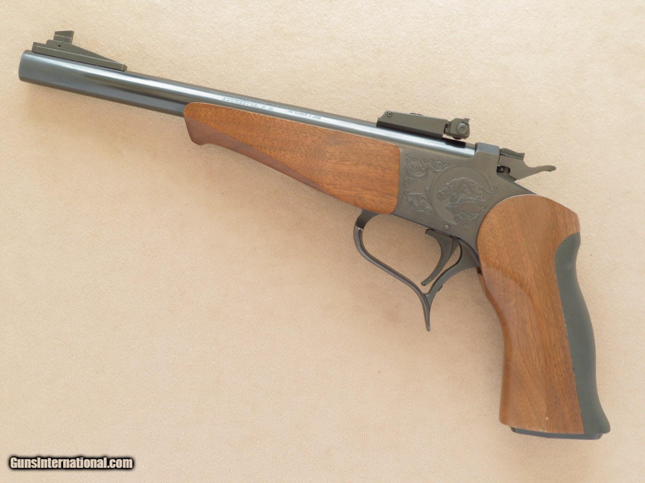 Thompson Center Arms Contender, Cal   45 Colt/ 410 Shotgun