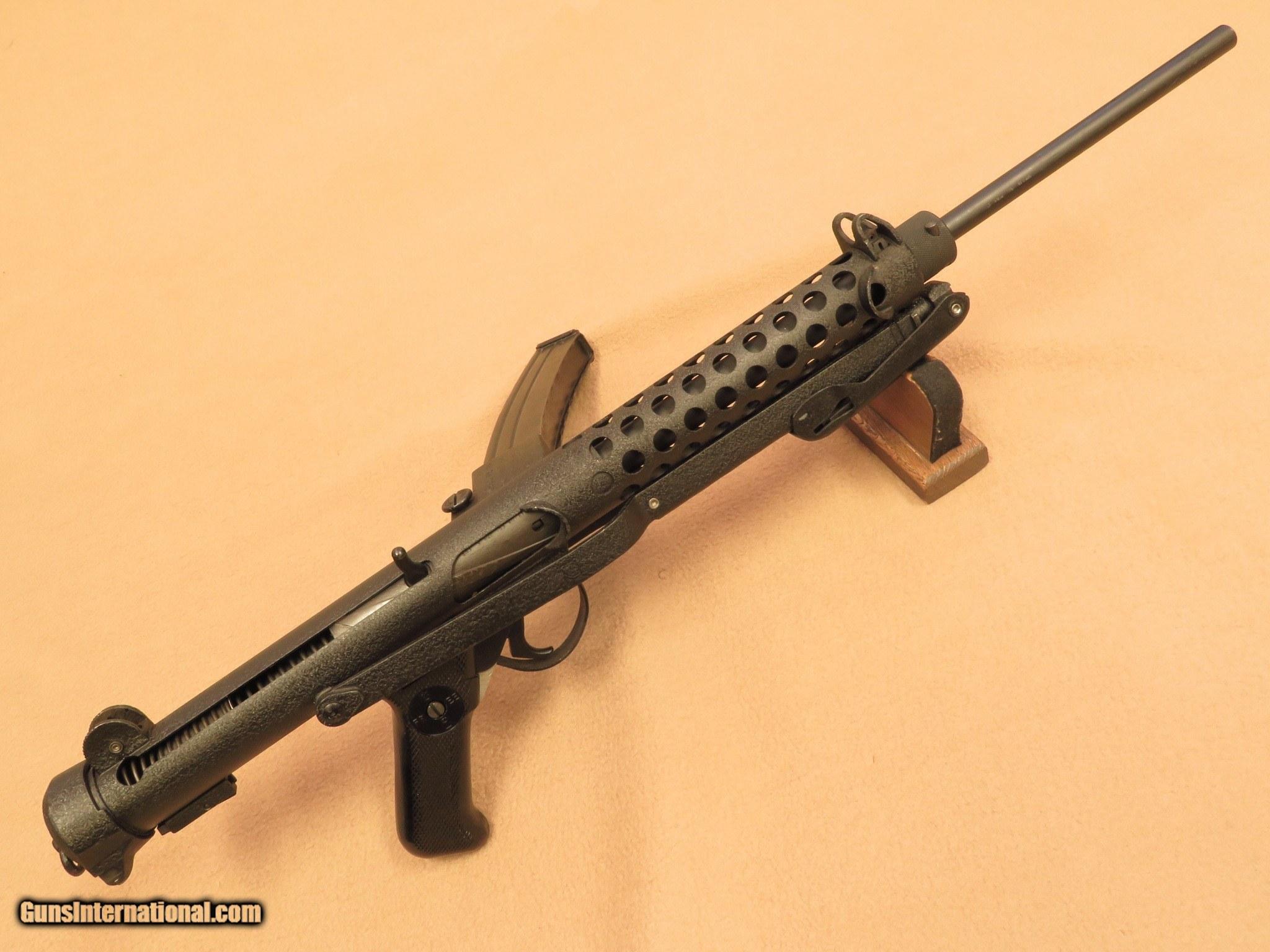 Sterling Semi Automatic 9mm Carbine MK 6