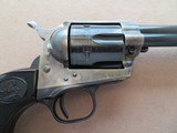 "Colt Single Action Army Blue .357 Mag. 5-1/2"" Barrel