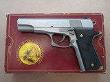 1989 Colt Double Eagle .45 ACP Pistol w/ Original Box & Paperwork