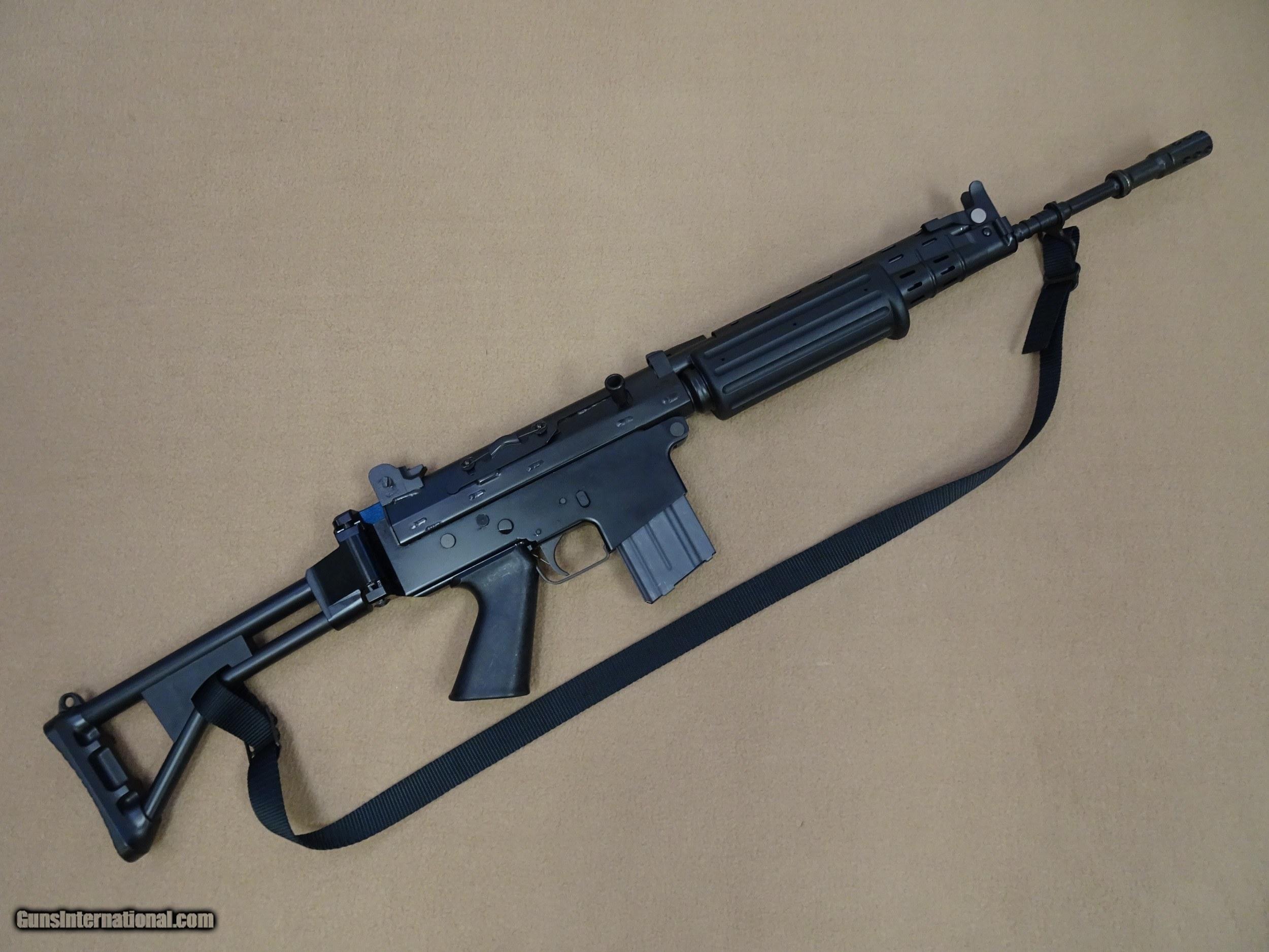 Rare Pre-Ban FN Model FNC Sporter Paratrooper Model in  223