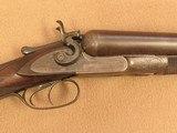 Colt 1878 10 Gauge Double Barrel Hammer Shotgun, Grade 8, 32 Damascus Barrel, 1881 Vintage - 4 of 18