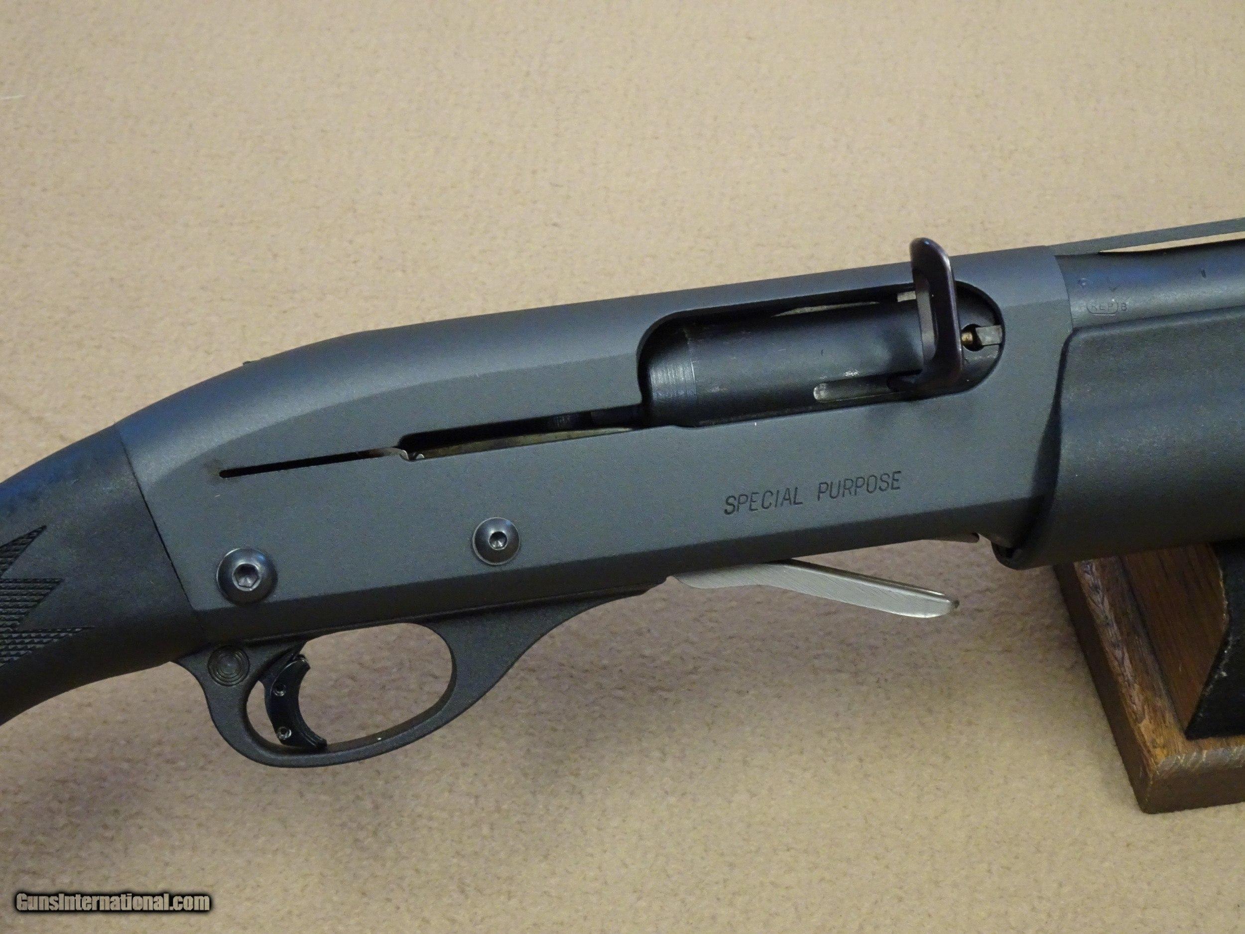 Custom Remington 11-87 Special Purpose 12 Ga  Shotgun