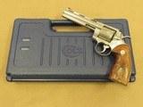 Colt Python Elite, Stainless, Cal. .357 Magnum, 6 Inch Barrel