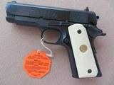 Colt Officers ACP MK IV Series 80 .45 A.C.P. **ANIB MFG. 1987**